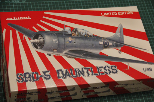 EDUARD 48869 Upgrade Set for Eduard Kit SBD-5 Dauntless in 1:48
