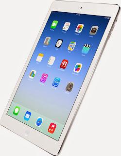 Spesifikasi Apple iPad Air Dengan Harga Terbaru
