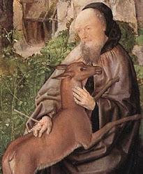 ST. GILES, Despiser of the WORLD