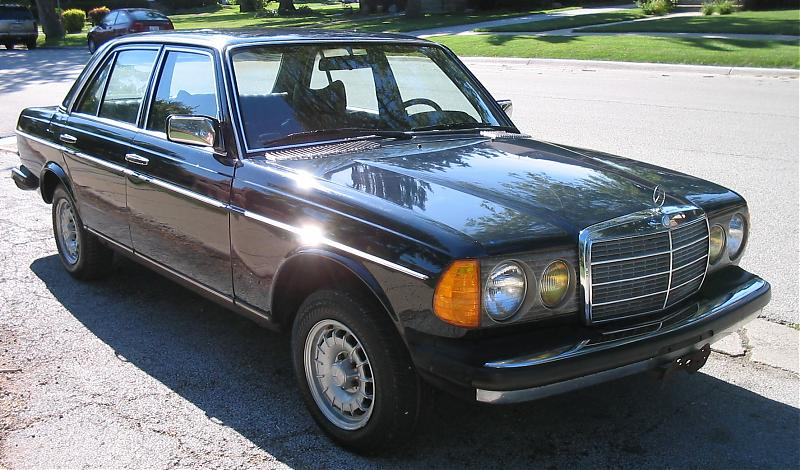 Automotive Reviews Mercedes Benz 240d