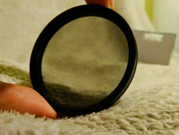 Analizamos el filtro polarizador circular CPL de Polaroid