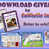 Giveaway of your choosing! { 7 people will each win 2 downloads!}
