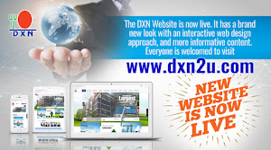 The DXN2u Website has a brand new look