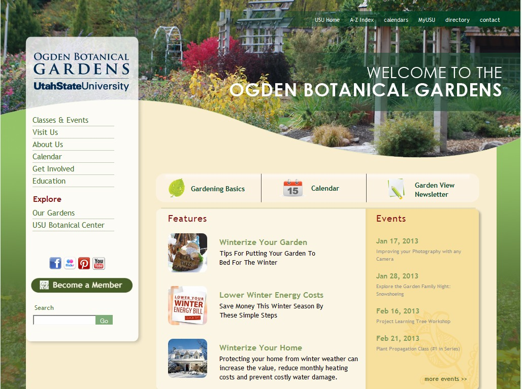 I Will Continue To Add More Posts To The Blog And Hope That You Will Enjoy  Another Gardening Resource Produced By Utah State ...