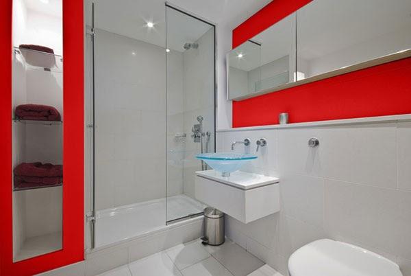 reka bentuk bilik air