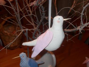 Pájaro Tilda