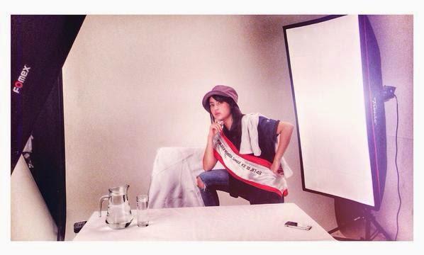 Foto Nabilah JKT48 Pemilihan Singel JKT48 Ke 10
