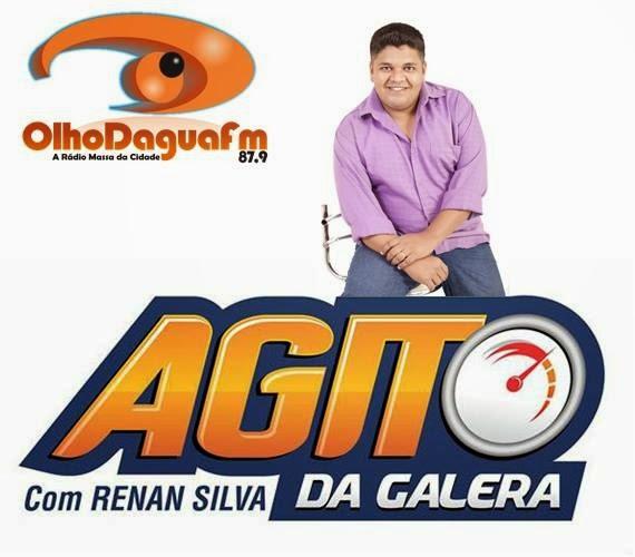 AGITO DA GALERA COM RENAN SILVA