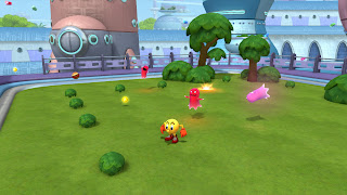 pac man and the ghostly adventures screen 2 Pac Man and the Ghostly Adventures (Multi Platform)   Screenshots