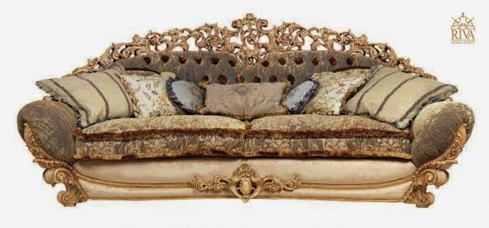 Italy carved Sofa