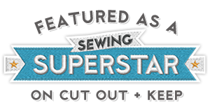 Cut Out And Keep Sewing Superstar