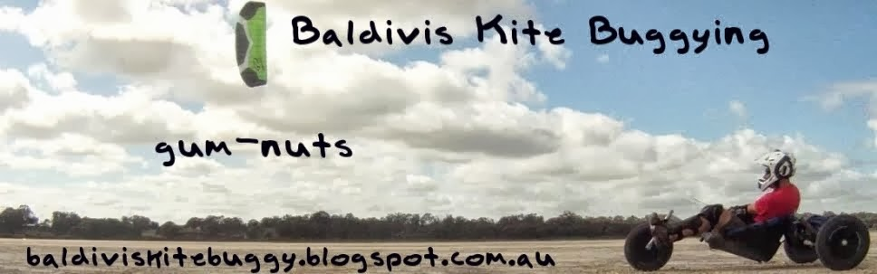 Baldivis Kite Buggying