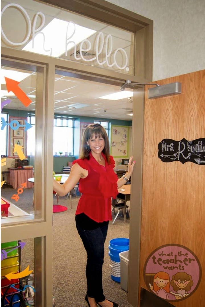Teacher Classroom Decoration Supplies ~ What the teacher wants rachelle s classroom reveal