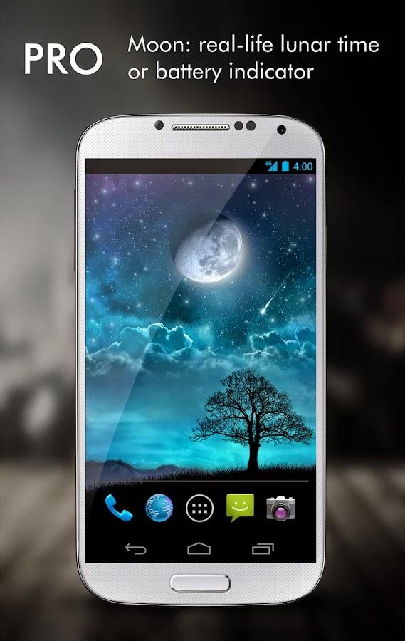 Dream Night Pro Live Wallpaper v1.2.6