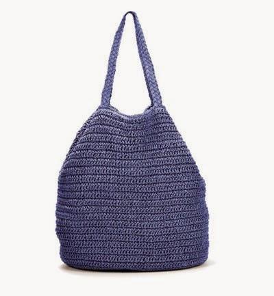bolsos de playa 2014 zara