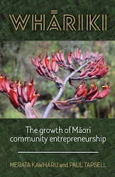 Whāriki: The growth of Māori community entrepreneurship