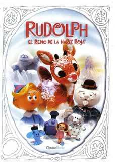 Rudolph, el Reno de la Nariz Roja (1964) – DVDRIP LATINO