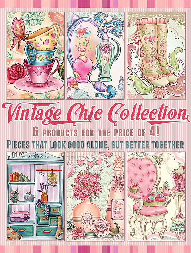 The Vintage Chic Collection!