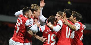 Video Gol Arsenal vs Hull City 5 Desember 2013
