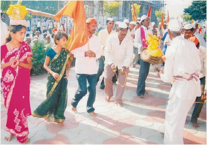 Pragat Din Mahotsav of Gajanan Maharaj From 22 Feb 2014