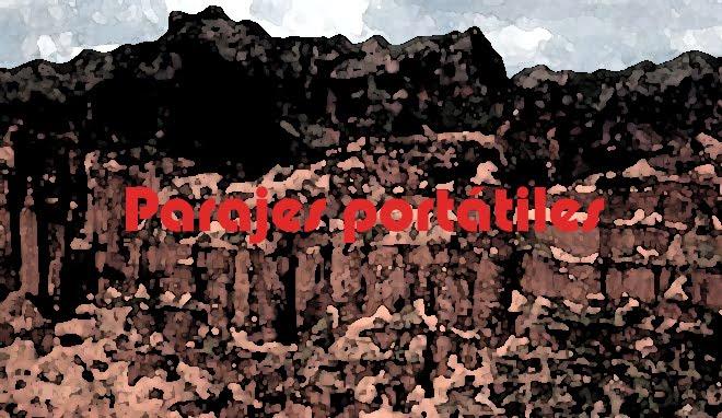 PARAJES PORTÁTILES