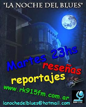 La Noche Del Blues - RADIO