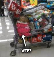 ATTENTION WAL MART SHOPPERS