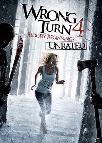 Wrong Turn 4: Bloody beginnings – La montagna dei folli (2012)