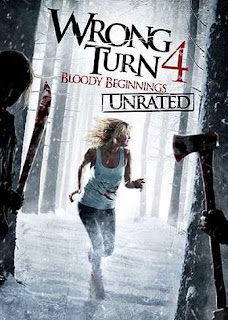 Wrong Turn 4: Bloody beginnings – La montagna dei folli (2012)