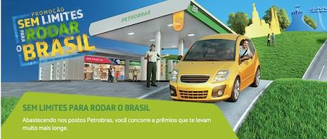 Participar da nova promoção Petrobras 2014