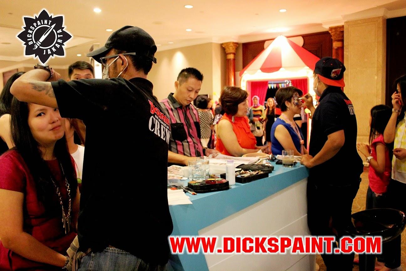 face painting jakarta dickspaint