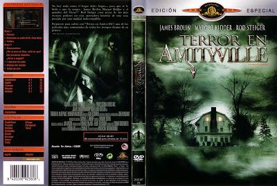 Terror en Amityville | 1958 | The Amityville Horror: Caratula, cover, dvd