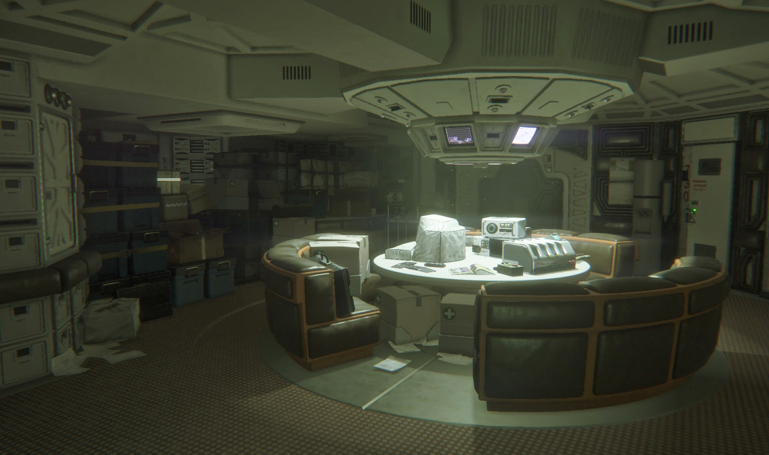 Kelly Ford Alien Isolation Pc Ps4 Xbone Ps3 360 2014