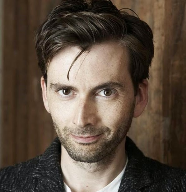 Photo of David Tennant by Ellis Parrinder