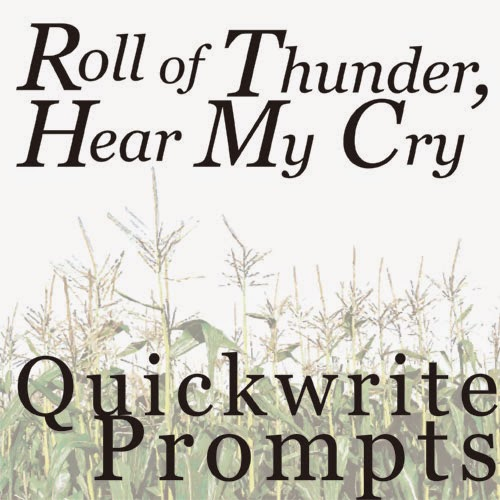 Essay Help on Book 'Roll of Thunder, Hear My cry'?
