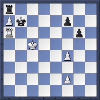 Echecs & Finale : Les Blancs jouent et gagnent en 7 coups