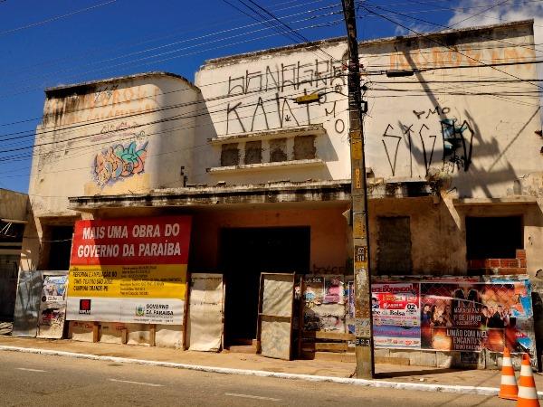 Cine São José em Campina Grande