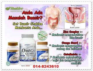 COD, Independent SHAKLEE Distributor, Kongsi, Omega Guard, Ostematrix, Pengedar Shaklee Kuantan, Produk SHAKLEE, Zinc Complex, Testimoni,