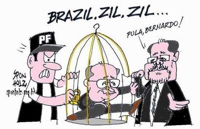 Brazil, zil, zil...