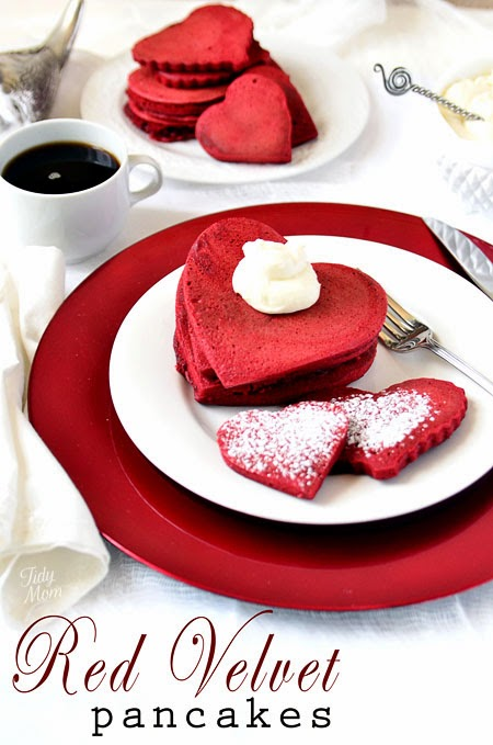 The best (and cutest) Valentine Treat Recipes! #recipe #valentinesday #valentine www.entirelyeventfulday.com