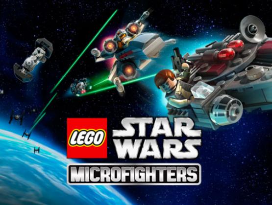 Lego StarWars Microfighter