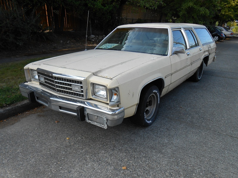 Cishadea Car 1979 Ford Ltd Wagon