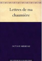 """""""Lettres de ma chaumière"""", Amazon Kindle, 2012"""