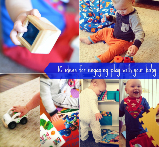 Emmas Diary 10 ideas for engaging play with your baby