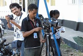 Timor-Leste: CEFTEC ENTREGA PRIMEIROS CERTIFICADOS