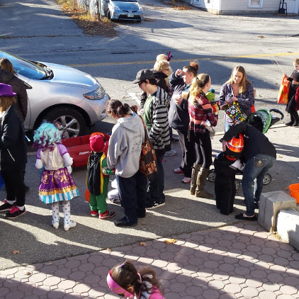 Farmington Halloween Parade 2015
