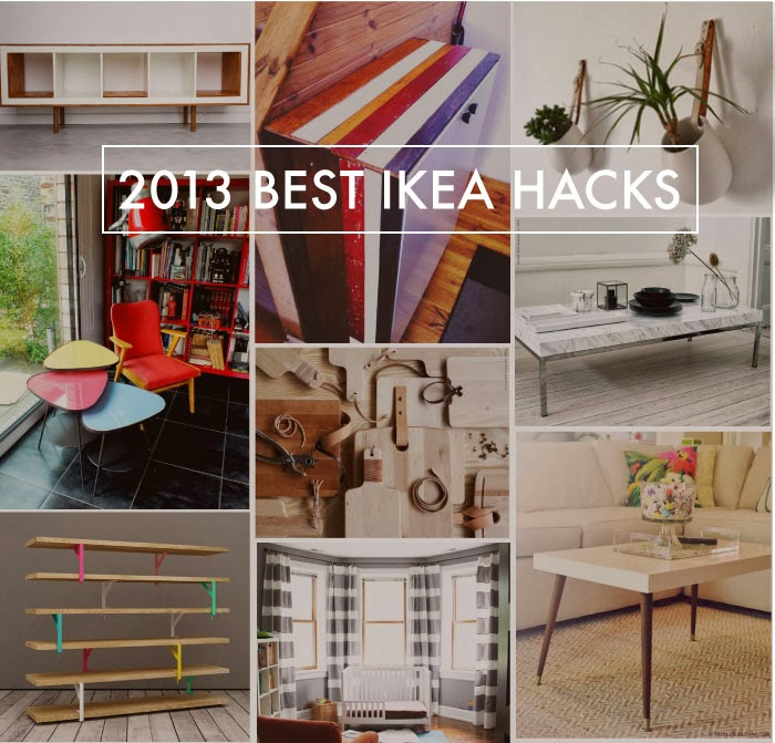 20 best ikea hacks of 2013 poppytalk. Black Bedroom Furniture Sets. Home Design Ideas
