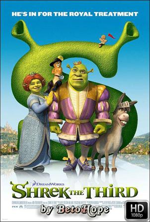 Shrek 3 [1080p] [Latino-Ingles] [MEGA]