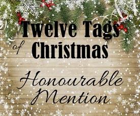 2017 Honourable Mention!