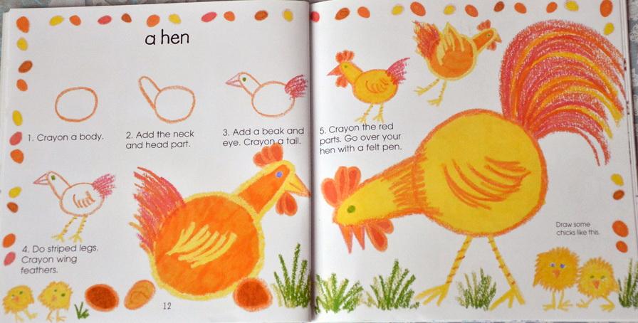 Рисуем кисточками с детьми